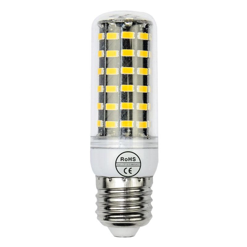 Dimmable E27 70LEDs 220V SMD5735 Long lifespan  Led lamp Bombillas Better than 5730 2835 4014 5050<br><br>Aliexpress