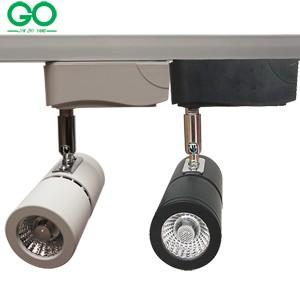1m LED track light rail aluminum track lighting fixture rail 1 meter Universal rails track rail 2 wire single phase version