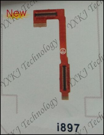 Brand new for Motorola Nextel i890 i897 flex cable high quality free shipping 1pcs(China (Mainland))
