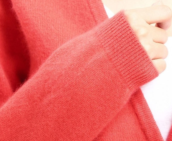 2015 lady wool sweater Fashion medium long cashmere cardigan women loose sweater for female outerwear coat