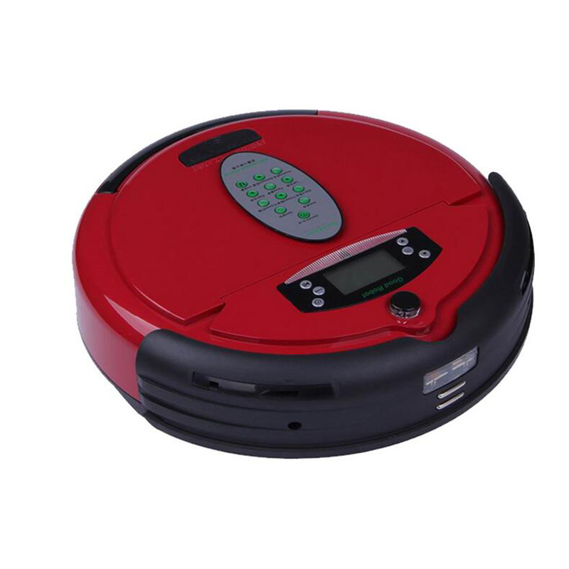 2016 Style FA-610 Robot Vacuum Cleaner Intelligent Sweeping robot intellige vacuum cleaner Wet and Dry Clean MOP Free shipping(China (Mainland))