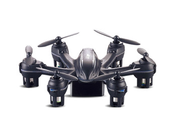 MJX X901 RC Quadcopter Mini Drone with 2.4GHz 6 Axis Gyro 3D Roll Stumbling Function Remote Control Helicopter-Black