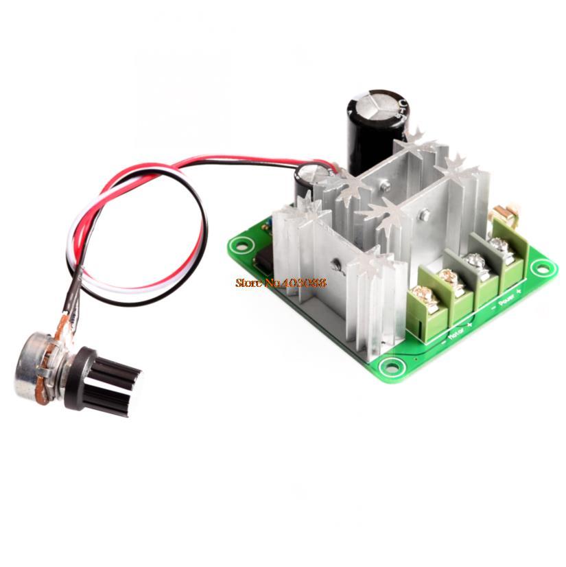 Dc 6v 90v 15a Dc Motor Speed Controller Stepless Speed