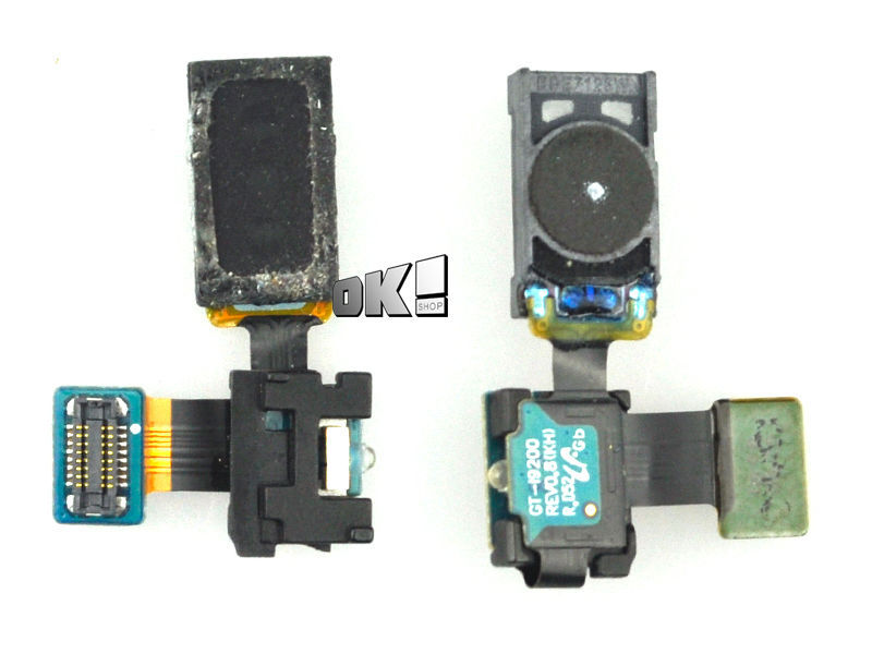 50pcs/lot,Original and new earpiece speaker flex cable for Samsung Galaxy Mega 6.3 I9200, free shipping