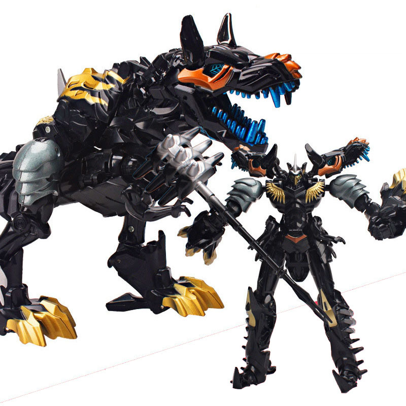 Free Shipping New Alloy &amp; ABS Transformation GRIMLOCK Dinosaur Robot Model Toy For Kid Boy  Toys Action Figure Anime Brinquedos<br><br>Aliexpress
