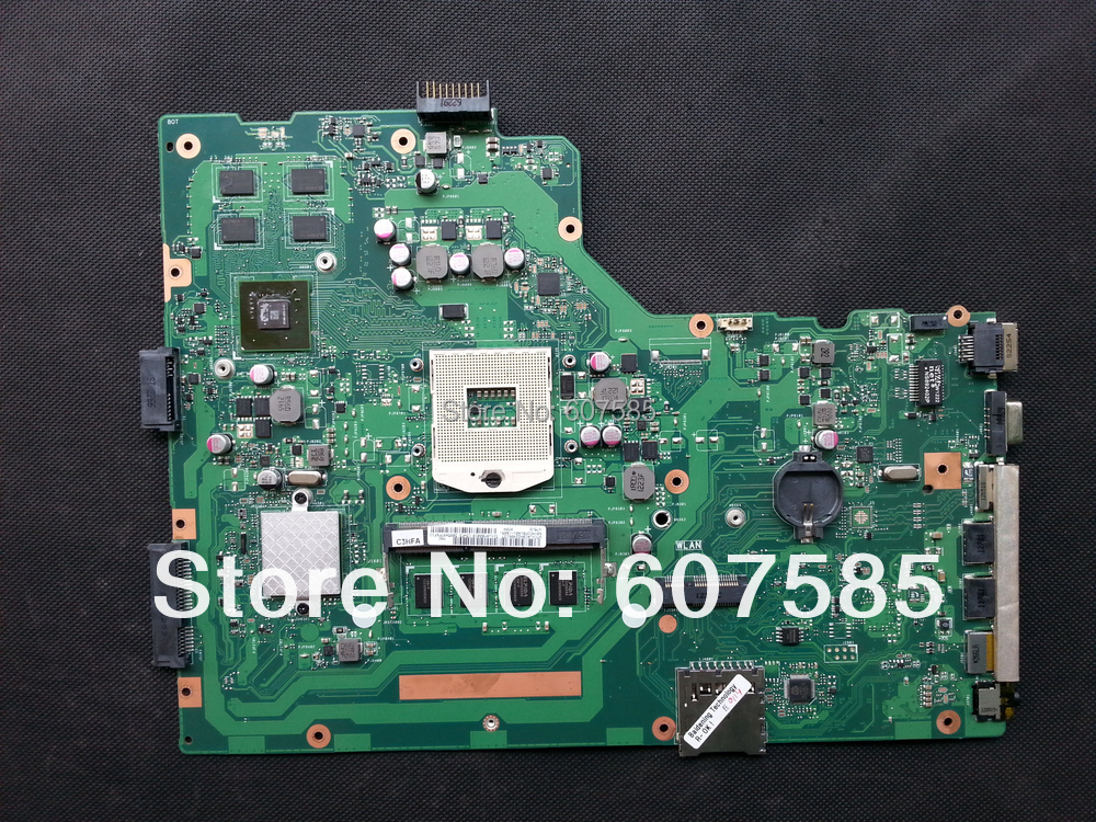 For ASUS X75VD Mainboard System Board Non-integrated&amp;100% Fully Tested+Good Condition<br><br>Aliexpress