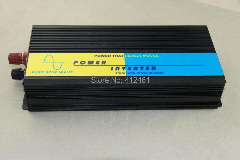 1500w pure sine wave Invertor 24V DC to 110V AC Output 60Hz<br><br>Aliexpress