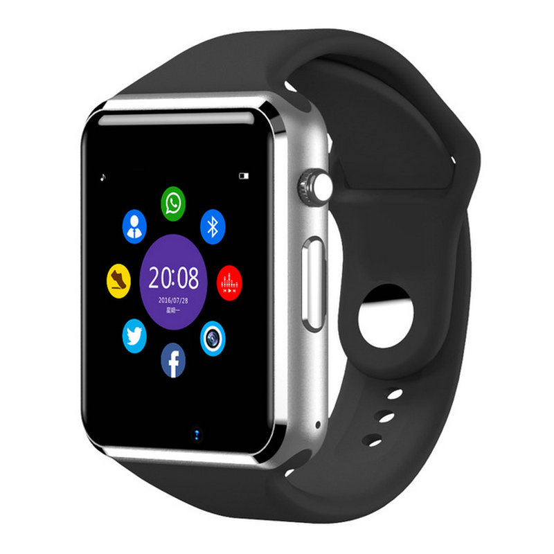 High Quality Bluetooth Smart Watch A1 Support SIM Card Pedometer Smartwatch for iOS Android Phone PK DZ09 GV08 GT08 Wristwatch(China (Mainland))
