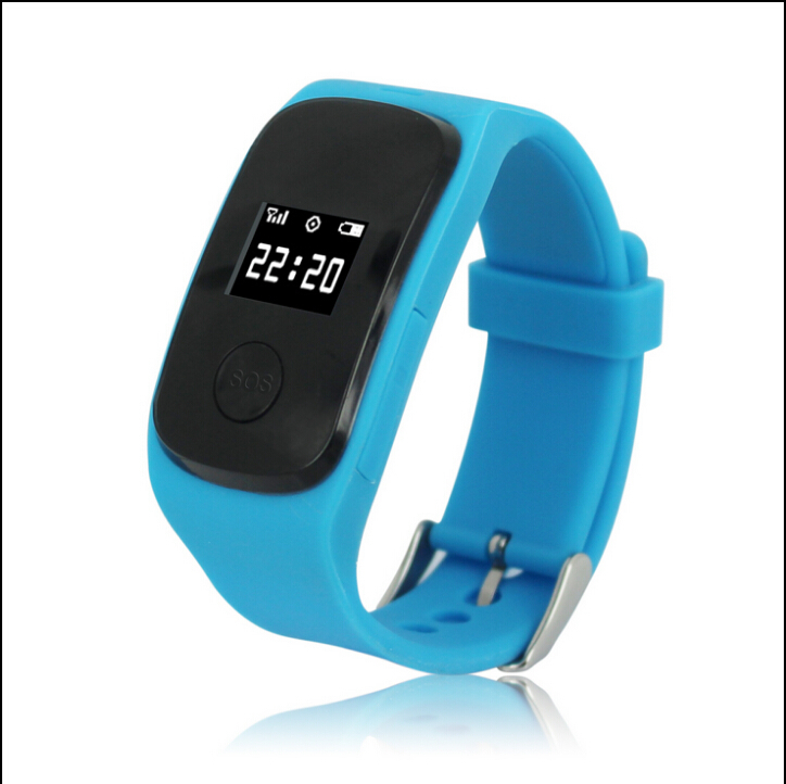 Children's intelligent GPS watches children, older people lost phone mobile SOS distress waterproof security tracker(China (Mainland))