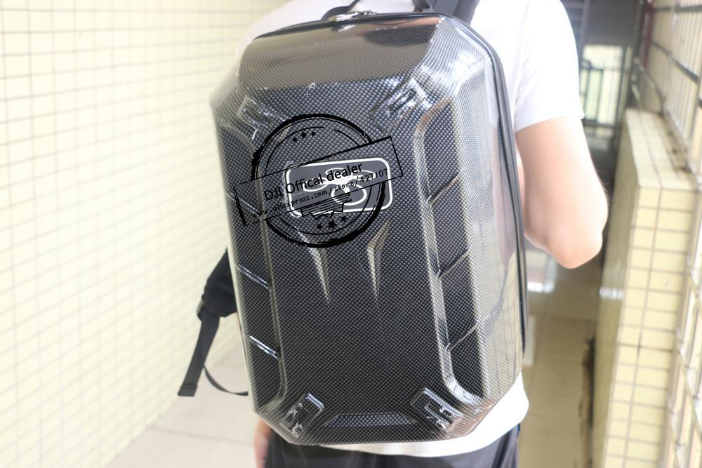 Free Shipping DJI Phantom 4 Pro Parts:Hardshell Packback+Transmitter Cover+Lanyard+Lens Hood+Cap) Via EMS