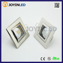 2pcs led Ceiling down light Frame fixtures trims ring fittings frame mr16 gu10 bulbs(China (Mainland))