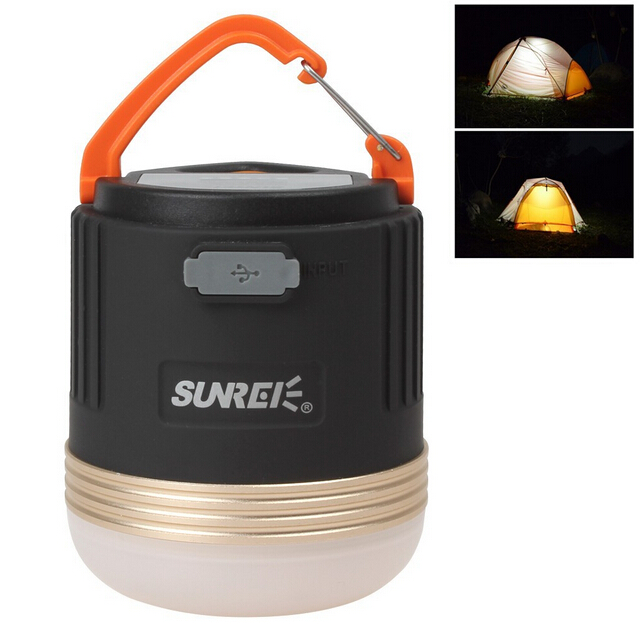 High quality ! SUNREE CC3 XP-G R5 5W LED Camping Light USB IPX5 Rechargeable Lamp with 9900mAH Battery for Outdoors Camp<br><br>Aliexpress