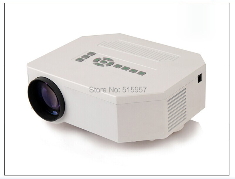 Проектор Other 1200lumens /hdmi AV USB VGA UC30 проектор hitachi hcp 380wx hdmi rj45 usb