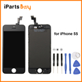 iPartsBuy for iPhone 5S 100 Original LCD Screen Original Touch Pad Repair Tool Set Original LCD