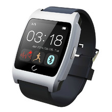 2016 Smart watch Wristwatch Heart Rate Monitoring for Samsung S6 Note 4 HTC Android Smartphones UX Bluetooth Smart Watch