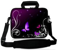 print 10 13 13.3 14 15 15.6 17 17.3 Inch Laptop sleeve Notebook Bag Case Messenger Shoulder Laptop Bag for ipad macbook ALL-SS(China (Mainland))