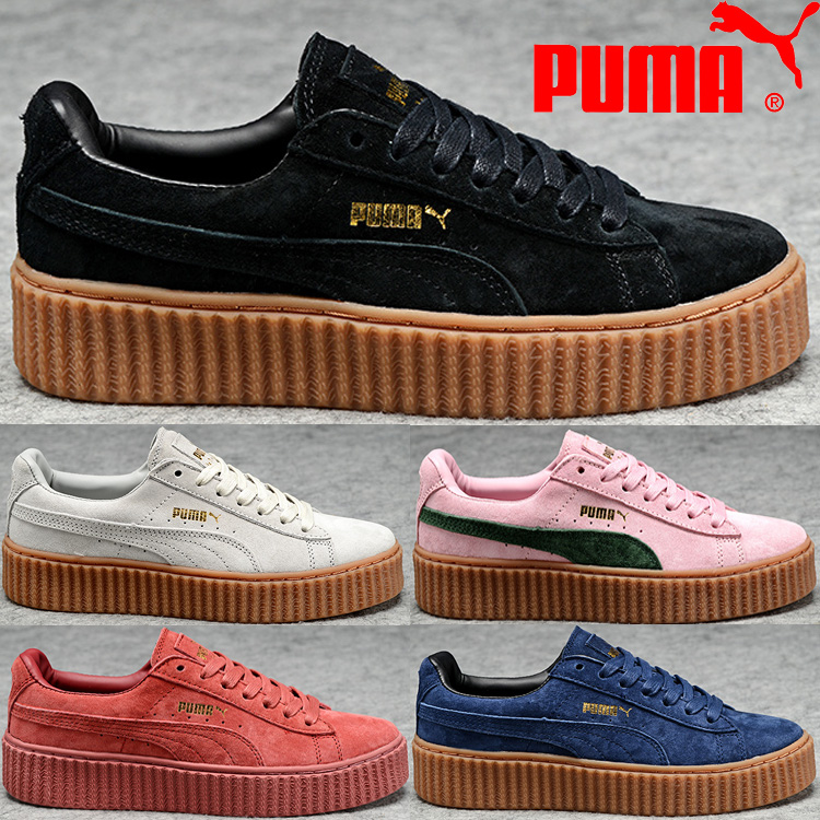 Puma Chaussure 2016 Gros Lacet