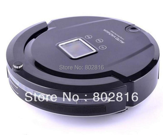 Only for Russian Buyer / 3pcs Top Seling Longest Working Time And Lowest Noise Robot  Vacuum Cleaner Robot +Free Shipping