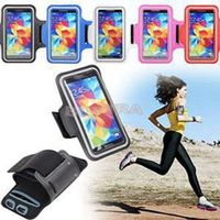 Free Shipping New Arrival Running Sports Gym Band Exercise Arm Cover Tune Belt Sports Case for Samsung Galaxy S5 S4