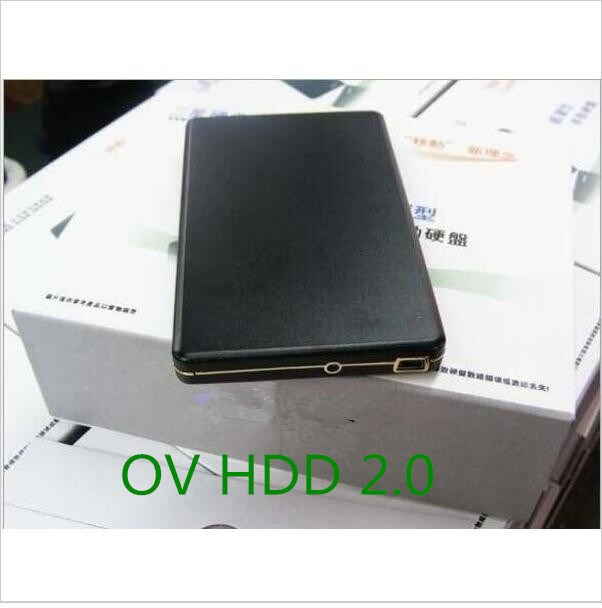 "The New 2017 Hard disk 2 TB 2.5 ""2.0 Portable USB Hard Drive 500GB 1TB HDD Black External Hard drives 3 Year giant free shipping(China (Mainland))"