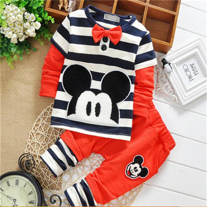 2015 new baby boys clothing set  spring/autumn sports babi boys suit children  Long sleeve set boy suit free shipping<br><br>Aliexpress
