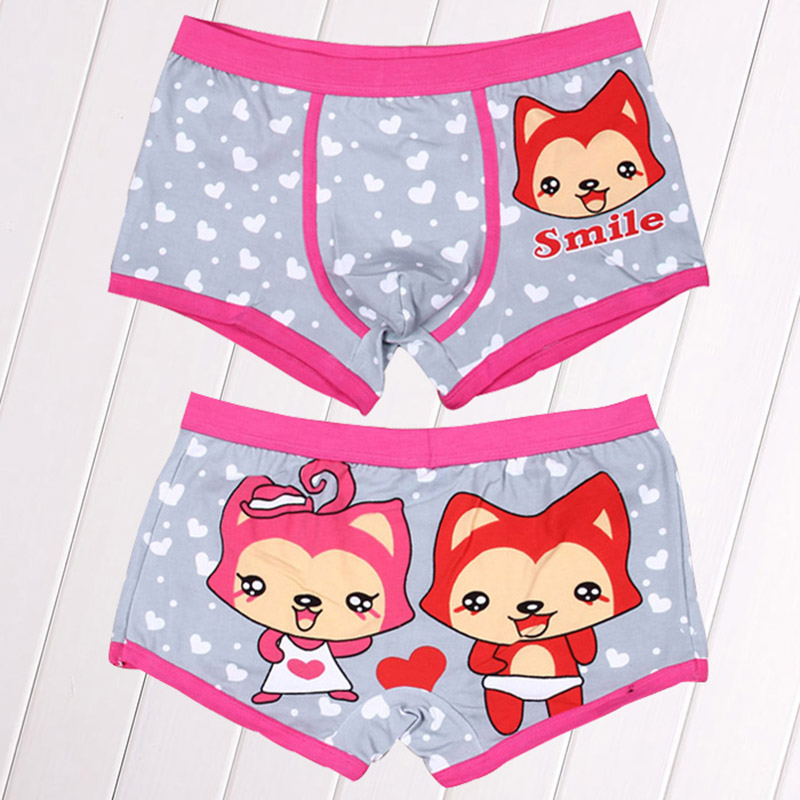 Cartoon Characters Underwear : Free shipping cartoon character pants shorts cotton