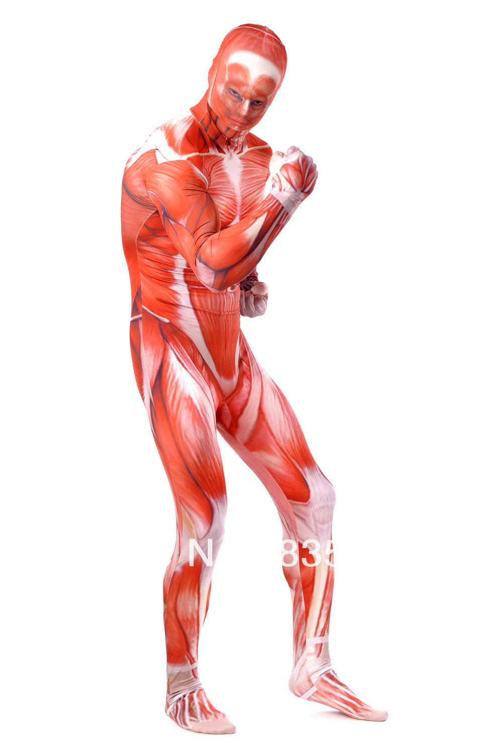 suit cut picture - more detailed picture about the new muscle man, Muscles