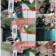 Lowest Price 350mL Stainless Steel Vacuum Flasks Thermoses Milk Water Traval Cup Thermal Vacuum Cute Cartoon