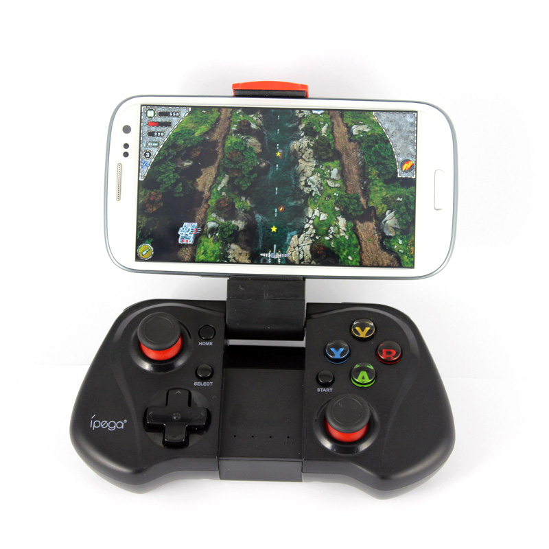 Newest IPEGA 9033 Wireless Bluetooth Game Controller Gamepad Joystick Support Android/ IOS TV Box Tablet PC от Aliexpress INT
