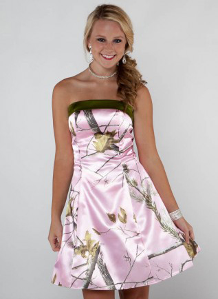 High Quality Pink Camo Dresses Promotion-Shop for High Quality ...