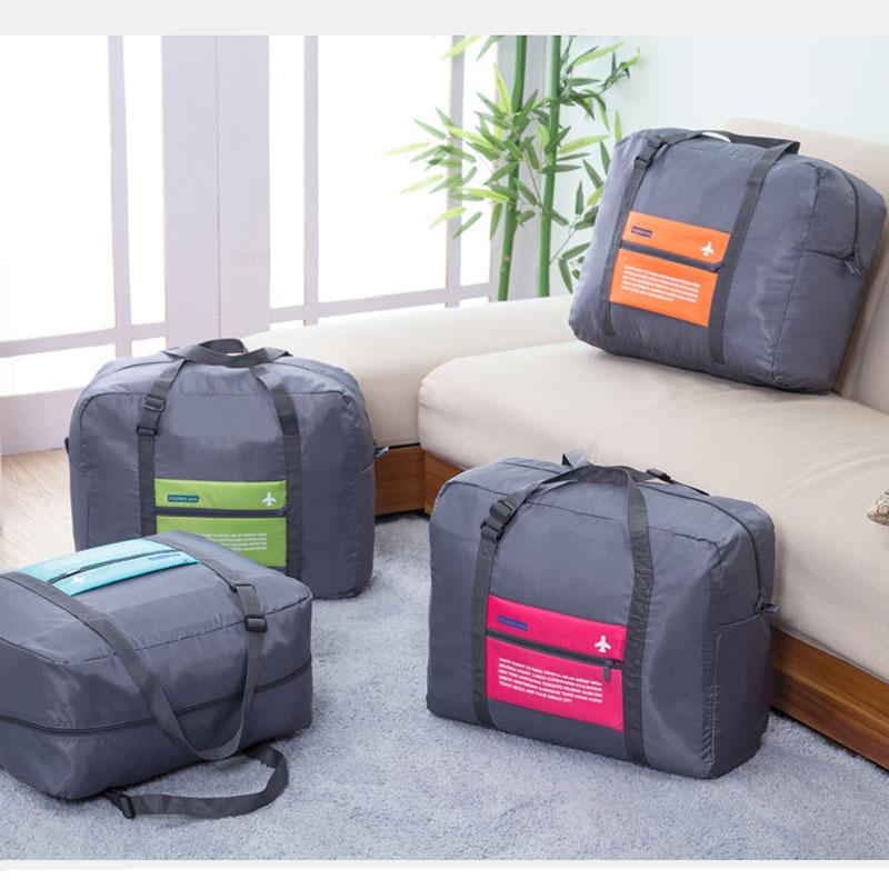 32L Aircraft Folding Waterproof uggage organizers bags multifunctional travel luggage storage packing bag bagages organisateur(China (Mainland))