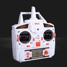 MJX x400 x500 x600 x101 2.4G 4ch 6 Axis RC Quadcopter RC drone remove controller/radio controller/transmitter free shipping