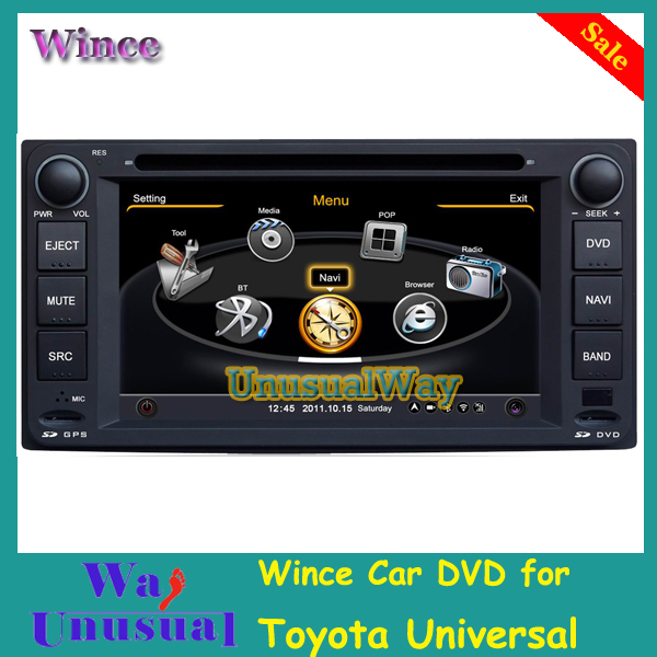 S100 Car DVD For Toyota Corolla 2004 2005 2006 2007 2008 2009 2010 2011 With GPS Navigation A8 Chipest 3G Wifi BT Radio Free Map(China (Mainland))