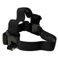 Elastic Head Strap For SJCAM SJ4000 SJ5000 Adjustable Gopro Belt Mount For Gopro Hero 3 3