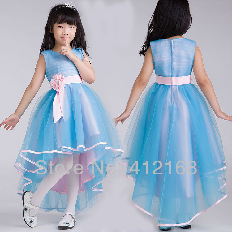 Discount Designer Clothes For Children Colourful Designs Flower Girl
