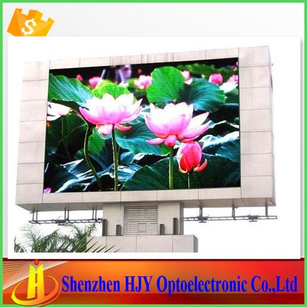 Express alibaba p8 full color big screen outdoor led tv(China (Mainland))