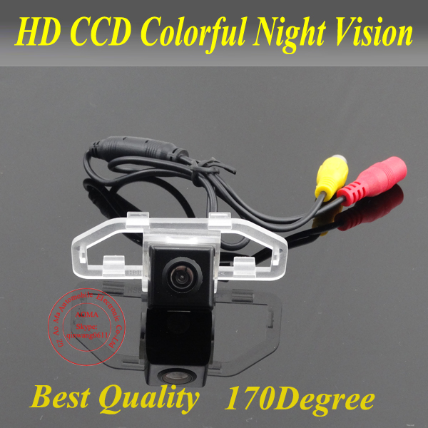 Free shipping Special car backview waterproof high resolution CCD Camera for 2012 toyota camry camera rear camera(China (Mainland))