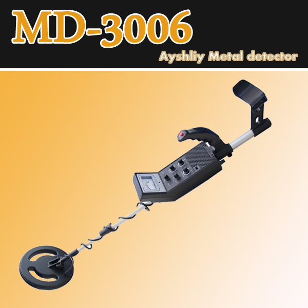 MD-3006 Ground Metal Detector Gold Detector  Free Shipping<br><br>Aliexpress