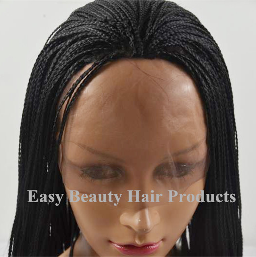 Braid Lace Front WIg X Press Synthetic Braiding Hair ...