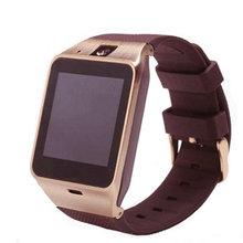2016 font b Smart b font watch smartGV18 bluetooth wristwatch with Camera support SIM card font