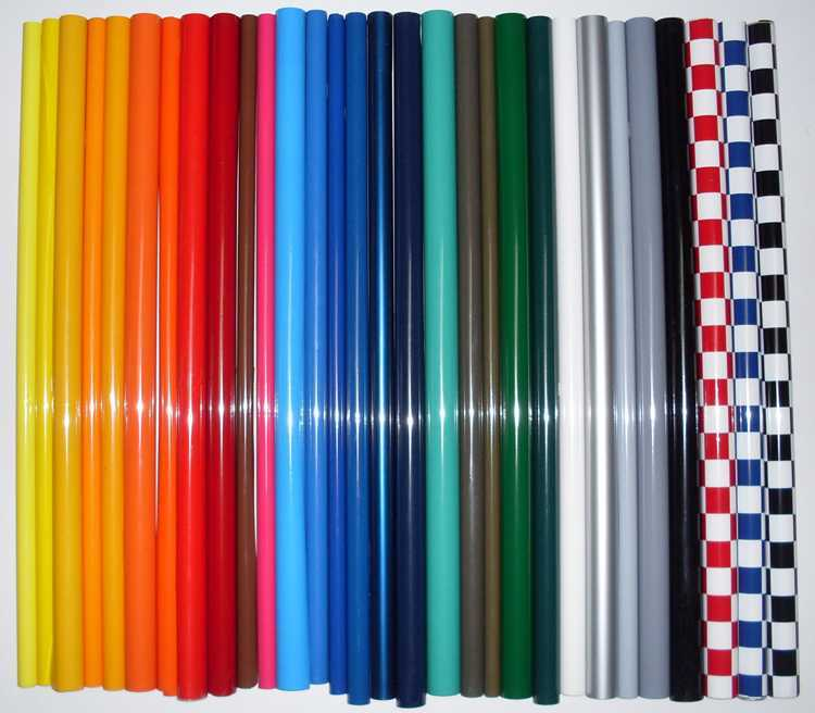 Heat Shrink Covering Film for Model Airplane Whole sale price EMS free shipping(China (Mainland))