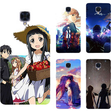 Hot Selling Sword Art Online SAO Japanese Anime Manga Hard Painting Case Oneplus 3 One Plus Three Cell Phone Printed Cover - Terminus Store store