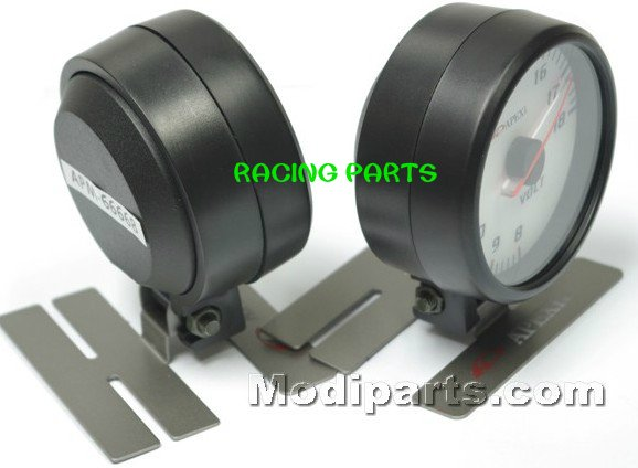 60MM APEX AUTO GAUGE / AUTO  METER /EXHAUST GAS TEMP GAUGE/WITH SENSOR (BLACK FACE  OR WHITE FACE)