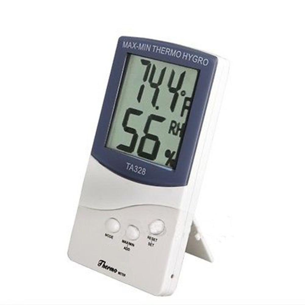 Прибор для измерения температуры OEM LCD 0 50C 10% 98% RH 2015 C0378 вольтметр oem lcd