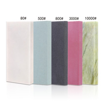 Buy 5 kinds materials knife sharpener 80 Grit Whetstone Knife Sharpening Stone Knives Grindstone Oilstone 95*50*10mm for $5.35 in AliExpress store