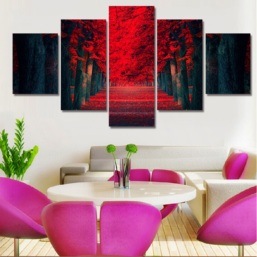 Online kopen wholesale wall decoration wood painting uit china ...