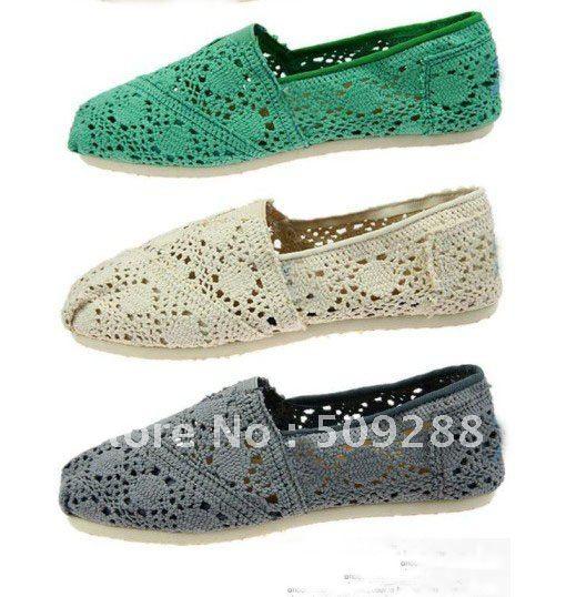 Femmes fille chaussures derniers ajouré crochet chaussures chaussures super confortable livraison gratuite(China (Mainland))