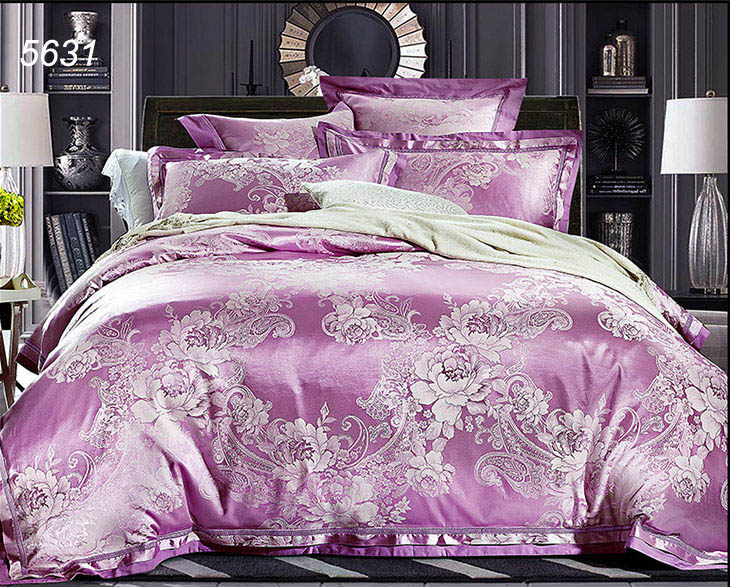 Purple Silk Bedding Sets Promotion Shop For Promotional