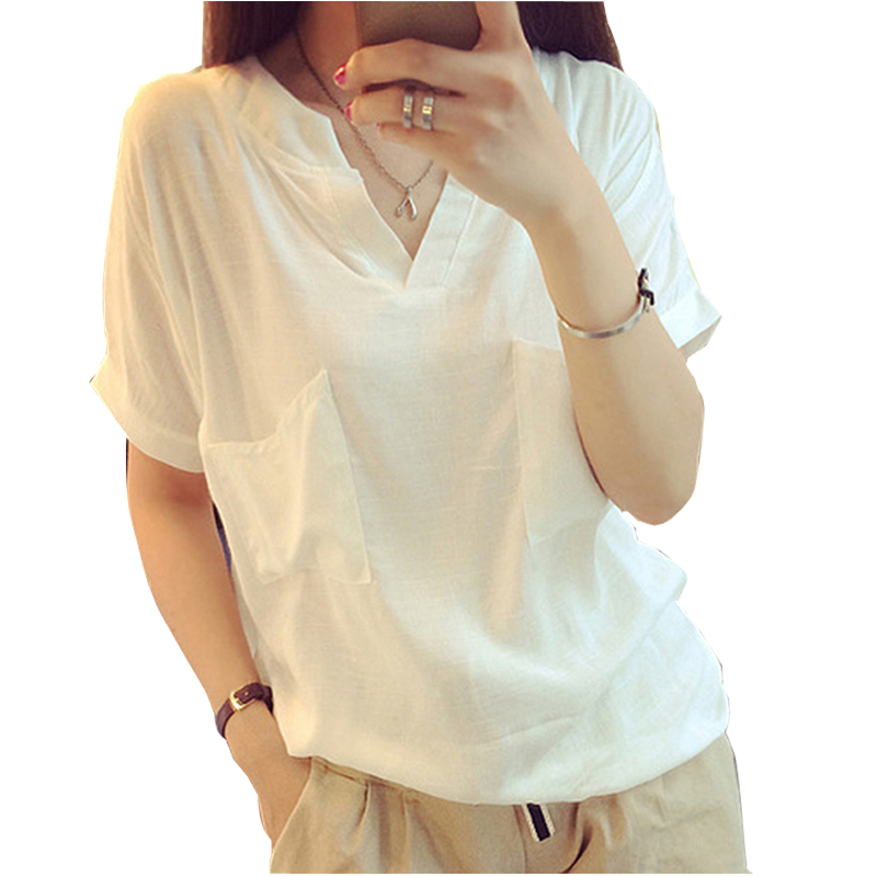 Ladies Linen Blouse 6