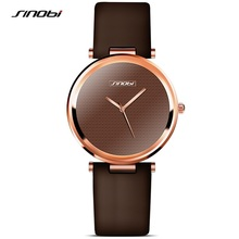 Buy SINOBI 4Colors Fashion Classic Leather Strap Mens Man Fashion Style Japan Quartz Business Golden Dress Wrist Watch for $10.99 in AliExpress store